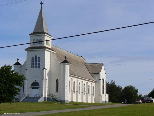 L'église vu de plus près