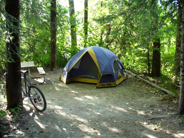 Camping Riverside - Whistler - Colombie-Britanniqe