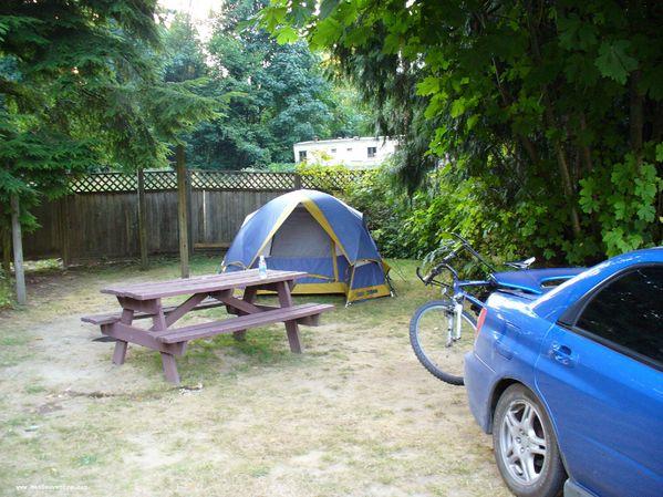 Camping Wild Rose Good Sampark - Hope - Colombie-Britanniqe