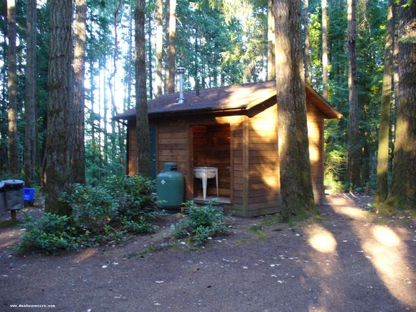 Camping Victoria West KOA - Malahat - Colombie-Britannique
