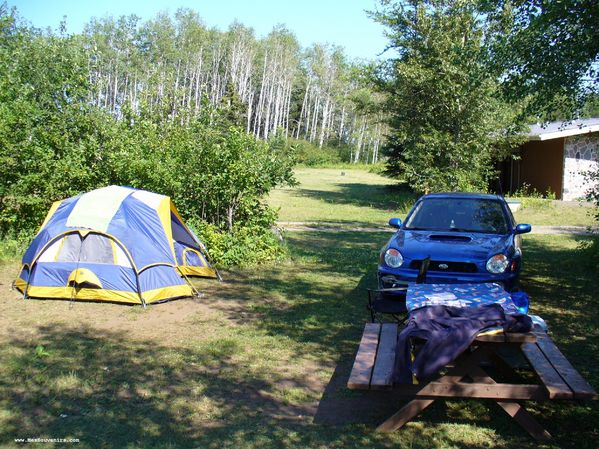 Camping Happy Land Park - Thunder Bay - Ontario