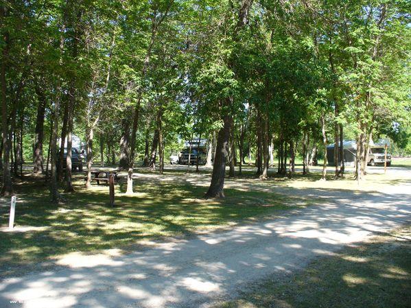 Camping Miller's à Portage La Prairie - Manitoba