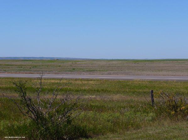 Une vue sur les Prairies
