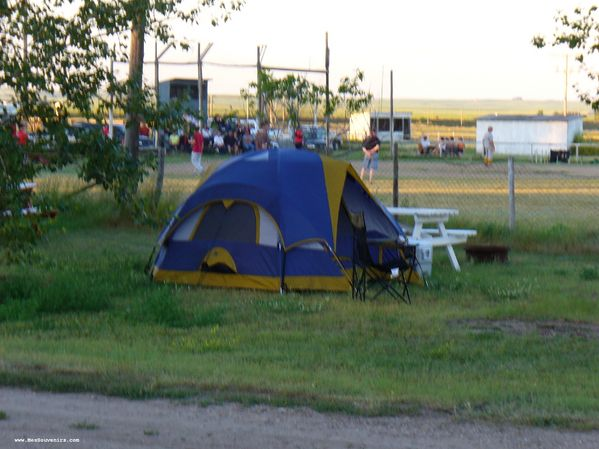 Camping The Lone Eagle Motel - Herbert - Saskatchewan