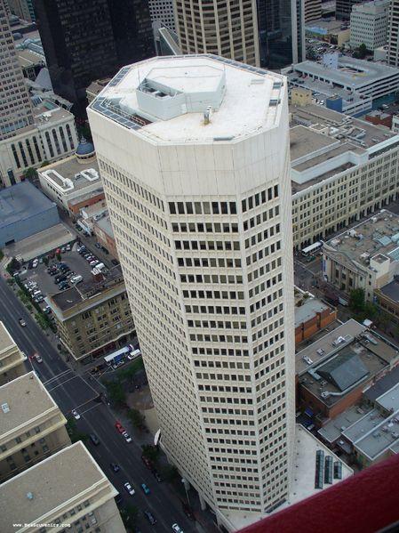 Un immeuble de Calgary