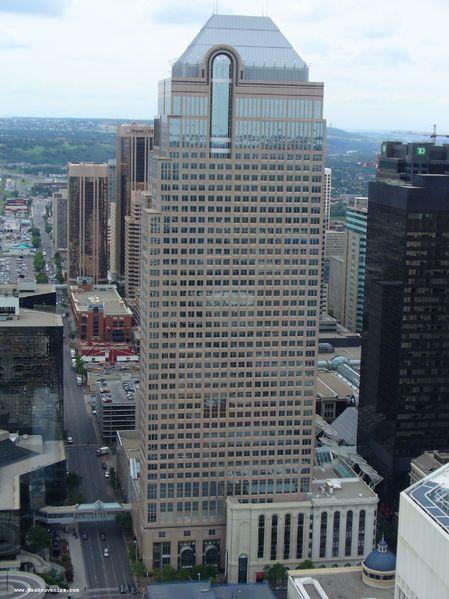 Un immeuble à Calgary
