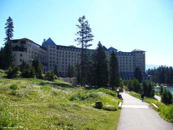 Fairmont Chateau Lac Louise