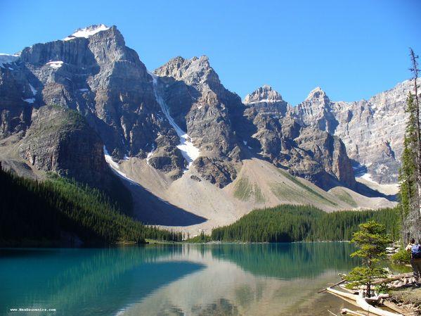 Lac Moraine