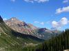Au pied du mont Edith Cavell