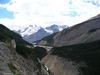 Une vue dans le parc National de Jasper