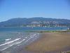Une des plage du Stanley Park - Vancouver