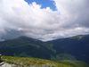 La vue en haut du mont Washington