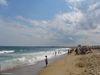 La plage d'Old Orchard Beach