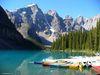 Les kayaks du Lac Moraine