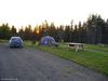 Camping du parc provincial Five Islands