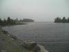 Lac Porters depuis le parc du même nom