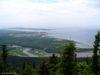 Chéticamp depuis l'Acadien