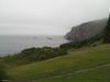 Broad Cove depuis le camping