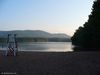 La plage du lac Freshwater