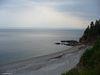 La plage de Petit-Gaspé