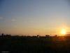 Coucher de soleil au camping de Carleton-sur-Mer