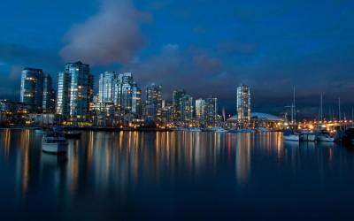 Mon fond d'écran: Vancouver